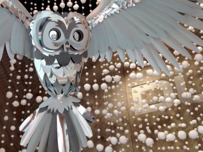 17-laura-reed-design-window-displays-duo-paper-owl