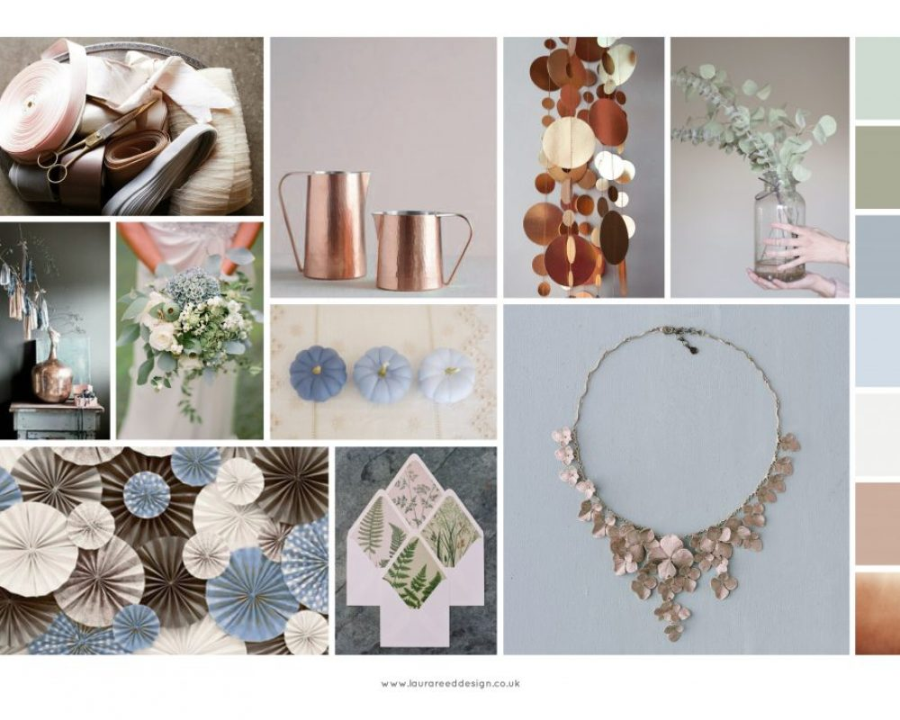 blush-blue-copper-wedding-mood-board