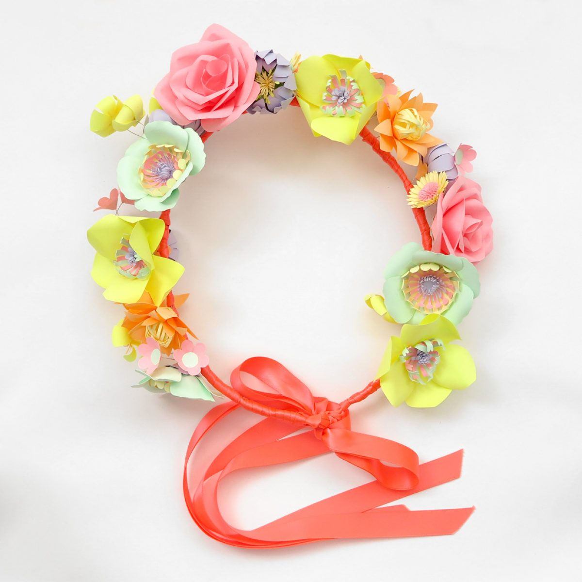 neon-paper-flower-crown
