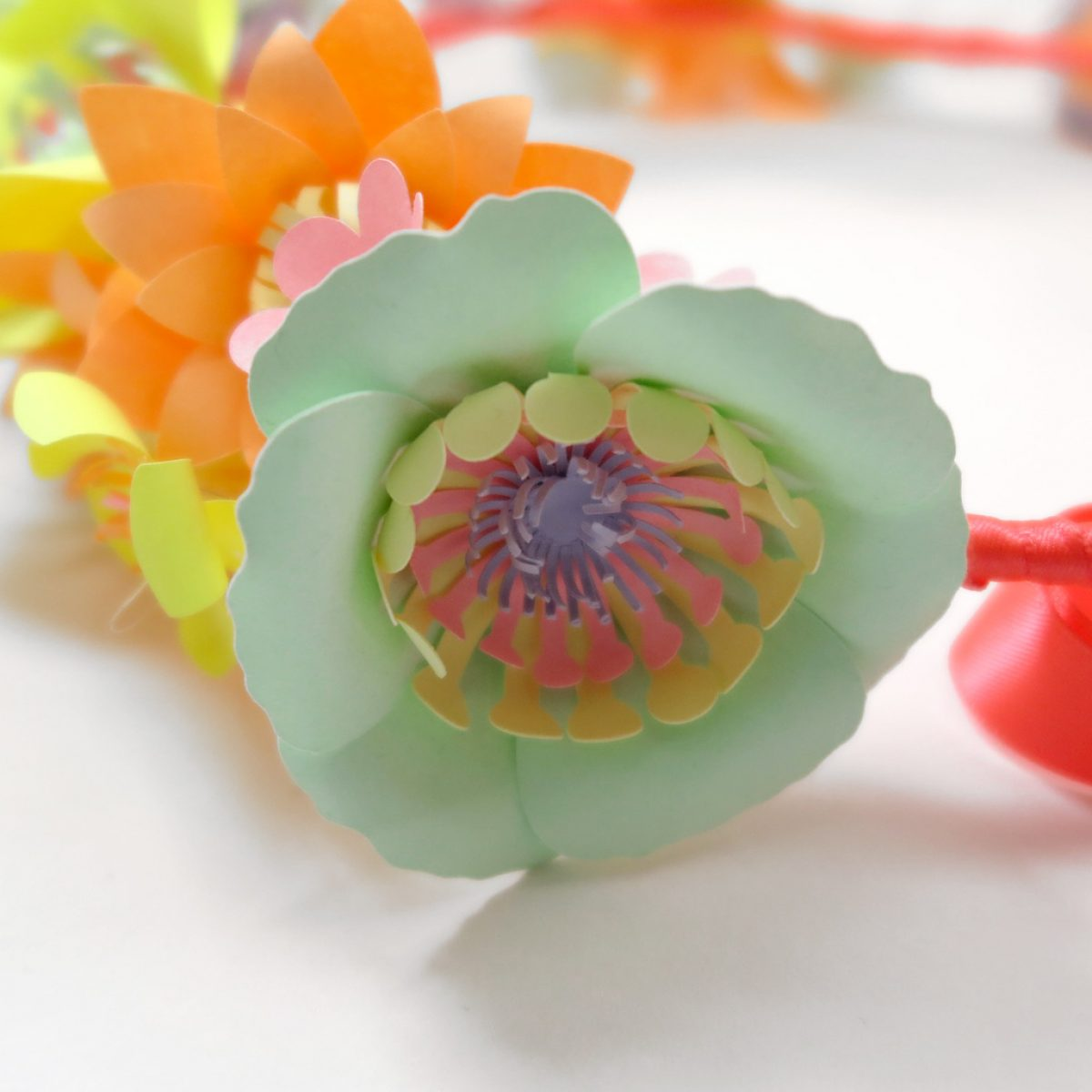 neon-paper-flower-crown- 2